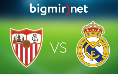 Севилья - Реал Мадрид 2:3 Онлайн трансляция матча чемпионата Испании