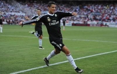 Хет-трик Роналду приніс Реалу перемогу над Севільєю