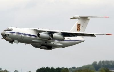 Міноборони: Іл-76 готовий до евакуації українських громадян з Непалу
