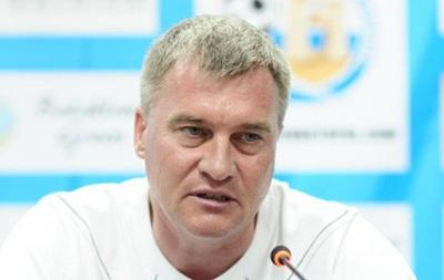 Главный тренер СКЧФ: В Крым обязательно поедут футболисты из элитных дивизионов