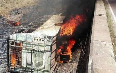 ДТП с автобусом в Индии: погибли 50 человек