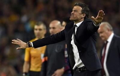 Тренер Барселоны: В течение феерических 15 минут сделали результат