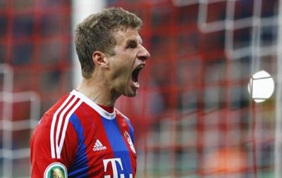 Мюллер: Ми - Баварія, ми гордо тримаємо голови