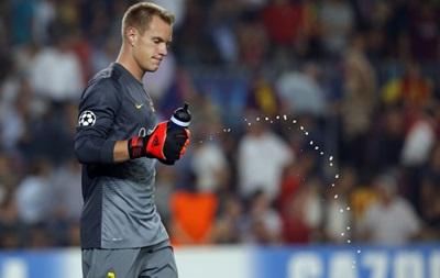 Вратарь Барселоны: Счет не соответствует игре, все было не так просто
