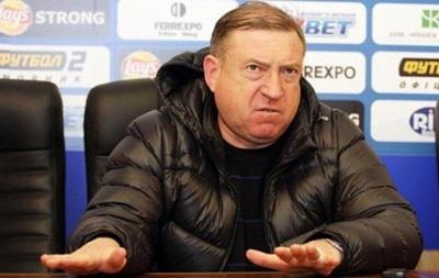 Главный тренер Говерлы: Для меня это не был  веселый футбол