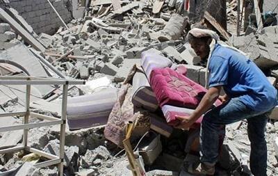 ООН подвергла критике авиаудары по Йемену