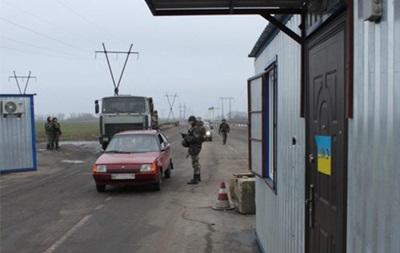 Москаль хоче заборонити в їзд транспорту в ЛНР