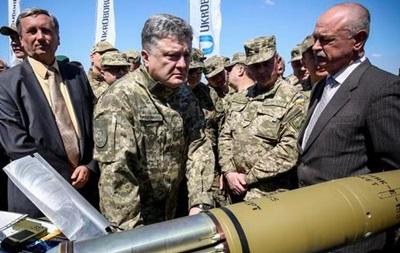 Порошенко рассказал, для чего Украина использовала затишье в АТО