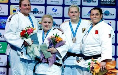 Украинка выиграла турнир серии Grand Slam по дзюдо