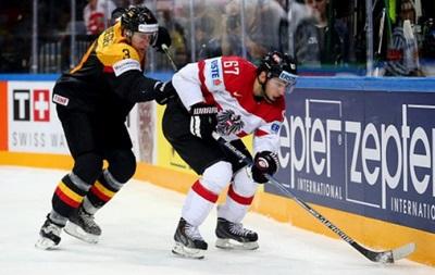 Хокей: Білорусь взяла очко у фінів, а Австрія перемогла Німеччину