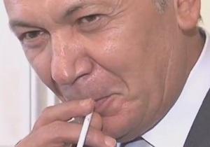 Журналисты пообщались с непубличным регионалом Иванющенко в курилке Рады