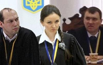С судей Царевич и Кицюка сняли электронные браслеты