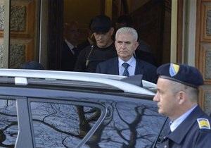Президента федерации Боснии и Герцеговины арестовали за причастность к оргпреступности и торговле наркотиками