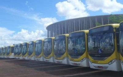 В Бразилии стадион за 900 млн долларов используется в качестве стоянки