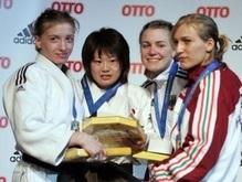 Украинские дзюдоисты отметились медалями в Гамбурге