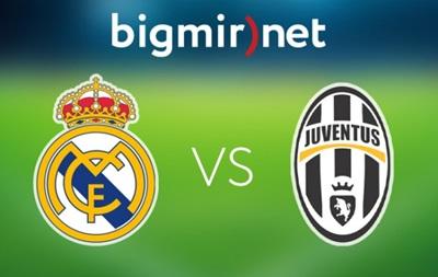Реал Мадрид - Ювентус 1:1 Онлайн трансляція матчу Ліги чемпіонів