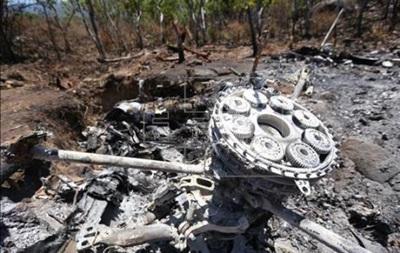 В Мексике наркомафия сбила самолет