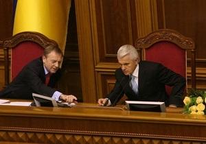 Литвин убежден, что в новом парламенте ему не достанется кресло спикера