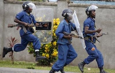 Військові Бурунді повідомили про захоплення влади