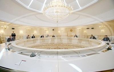 В Минске проходит заседание экономической подгруппы по Донбассу