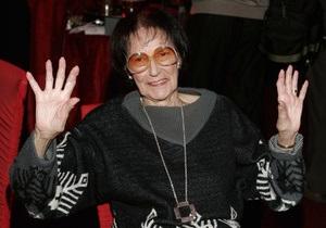 Скончалась единственная женщина-президент в истории Академии киноискусств