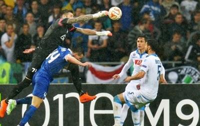 П ятеро гравців Дніпра потрапили в збірну Ліги Європи