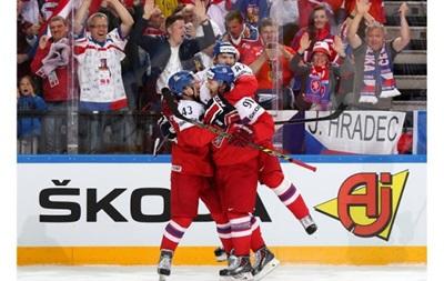 Чемпионат мира по хоккею: Чехия обыграла Финляндию и вышла в полуфинал