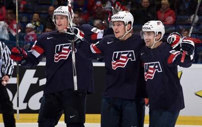 США - Швейцария 3:1. Видеообзор матча чемпионата мира по хоккею