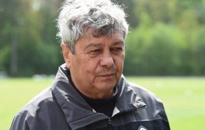 Луческу: Шанс победить в Лиге Европы может быть один за всю карьеру