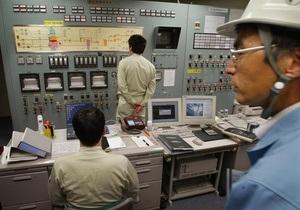 На одной из японских АЭС произошло возгорание