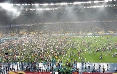 UEFA открыл дисциплинарное дело против Днепра