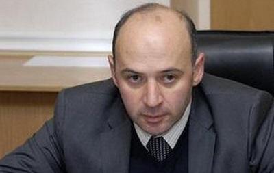 Минюст покинул грузин Эбаноидзе
