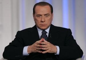 Берлускони групповой секс