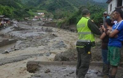Зсув ґрунту в Колумбії: загинули десятки людей