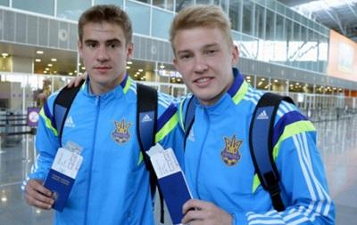 Юношеская сборная Украины перед поездкой на ЧМ получила премиальные