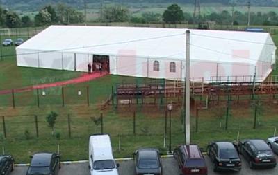 У Румунії футбольний клуб не зіграв на своїй арені через весілля доньки мера