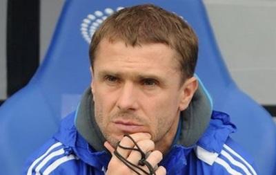 Ребров: Якщо Динамо не програло жодного матчу, це про щось говорить