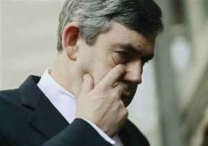 Гордон Браун готов уйти с поста лидера Лейбористской партии
