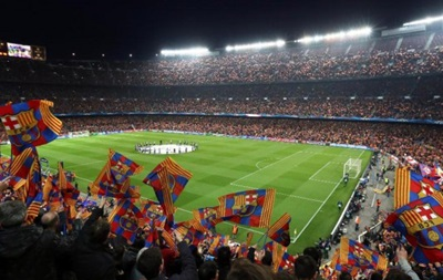Барселона готова продати права на назву стадіону