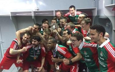 Московский Локомотив завоевал Кубок России