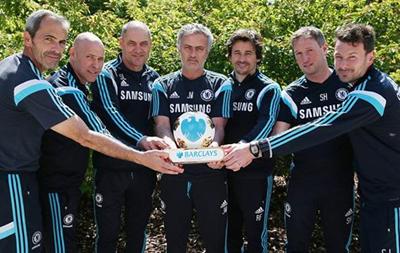 Моуринью неожиданно стал тренером года в Англии