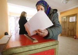 В ноябре в Молдове пройдут президентские выборы