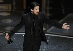 Оскар-2011: Лучшим актером второго плана стал Кристиан Бэйл