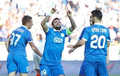 Дніпро здобуває вольову перемогу в матчі з Шахтарем