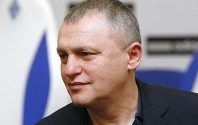 Суркис: Ни одно кадровое решение в клубе не принимается без Реброва