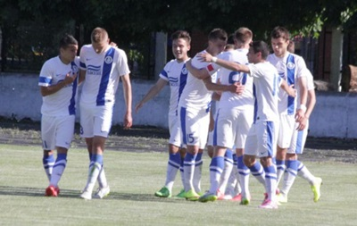 Молодежный состав Днепра досрочно стал чемпионом Украины