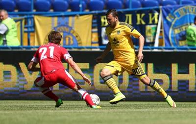Металіст обіграв Іллічівець у матчі чемпіонату України