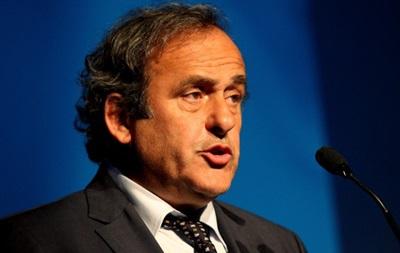 Платини: Блаттер хочет быть главой FIFA, потому что боится завтрашнего дня