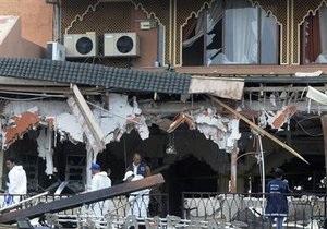 По делу о теракте в Марокко арестованы три человека