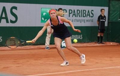 Теніс: Світоліна з перемоги стартувала на Roland Garros